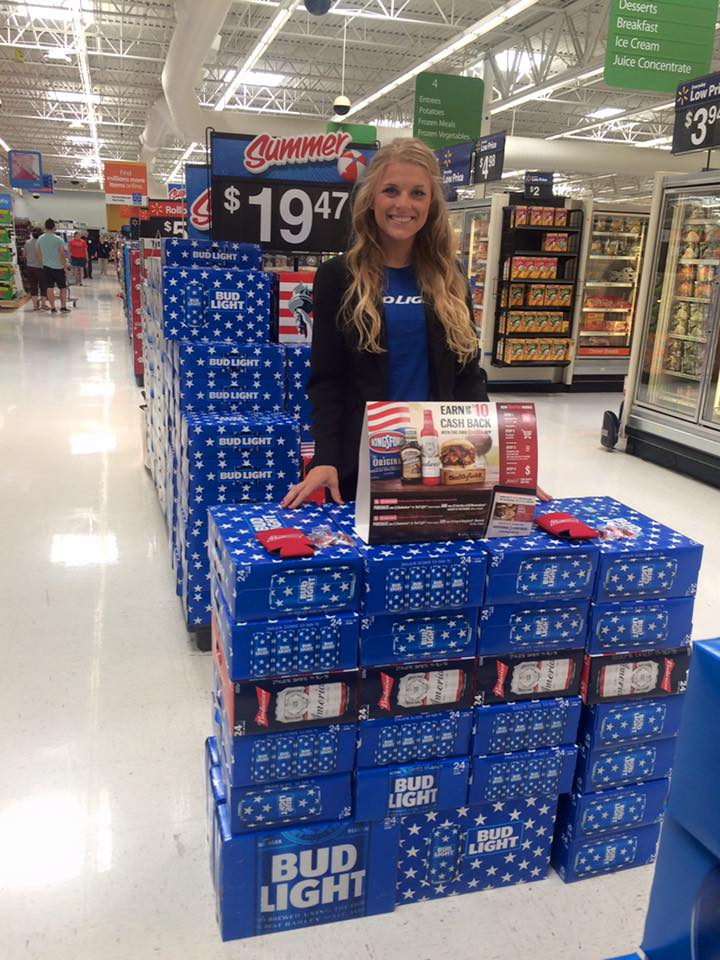 Budlight Display and Budlight Model