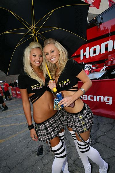 Rockstar Energy Girls