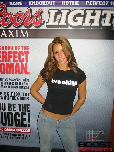 Coors Light Maxim Search
