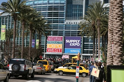 Trade show Marketing at the Expo West Natural Products Show