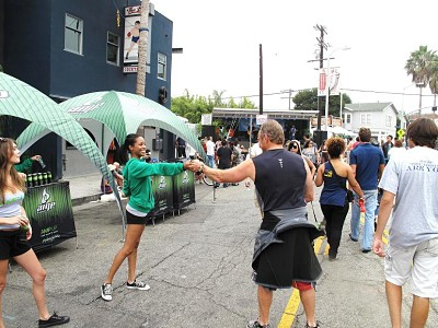 Mountain Dew Amp Energy Promotional Models
