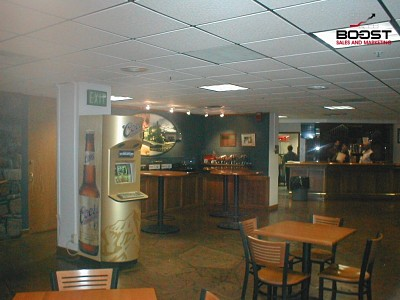 Coors Brewing Company Hospitality Room