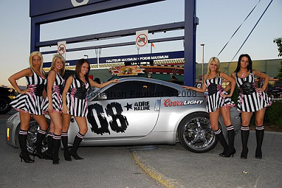 Coors Light Girls get paid to party