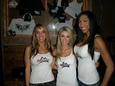 Coors Light Girls