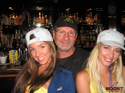 Miller Light Girls with Al Bundy