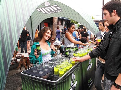 Mountain Dew Amp Energy Drink Girls