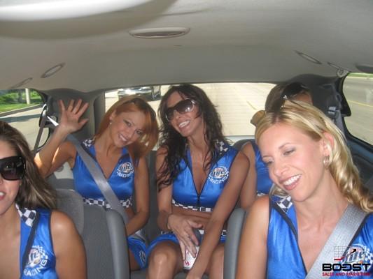 Miller Lite Girls