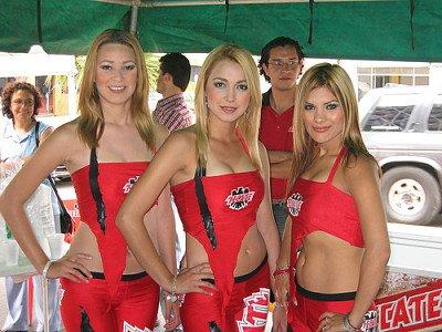 Tecate Girls